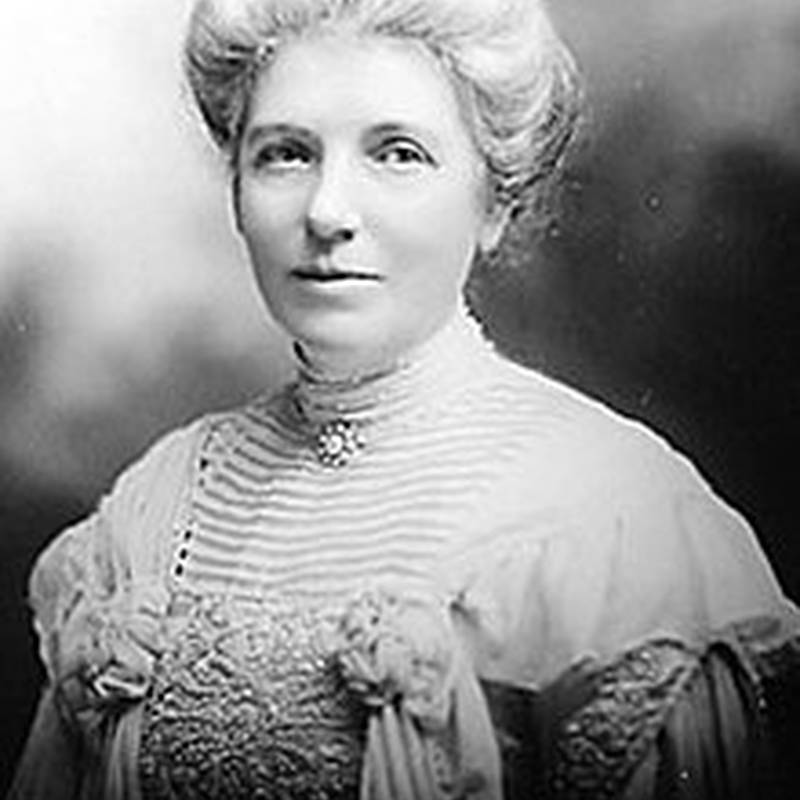 Kate Sheppard, Global Change-maker and Cantabrian.