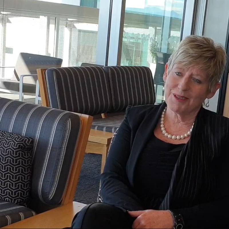 Lianne Dalziel speaks about The Christchurch Foundation